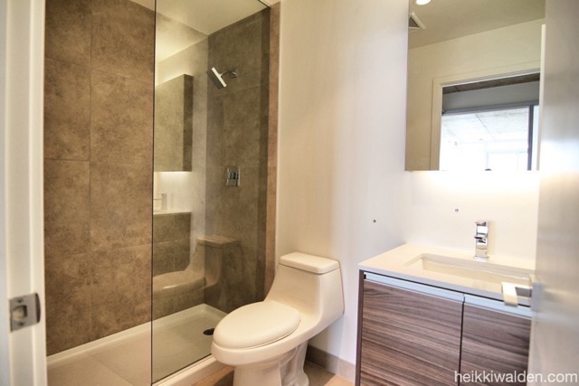 11 Peel Ave Master Bath with walk-in shower
