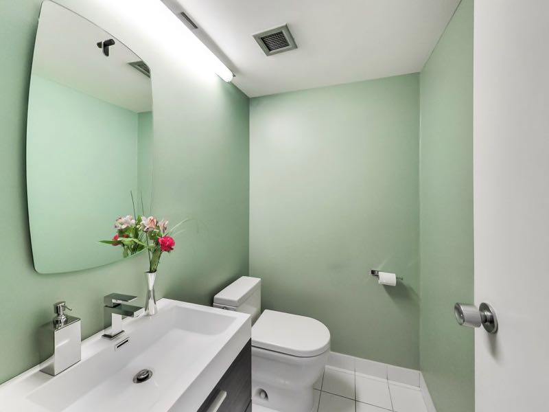 401 queens quay w 502 renovated 2 piece powder room