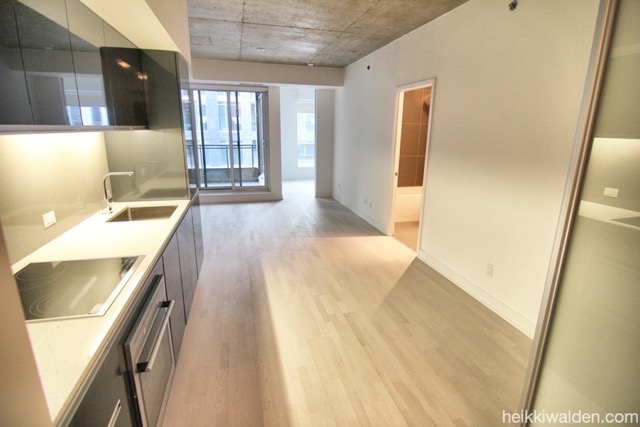The Carnaby Lofts 20 Gladstone Ave 2 bedroom loft