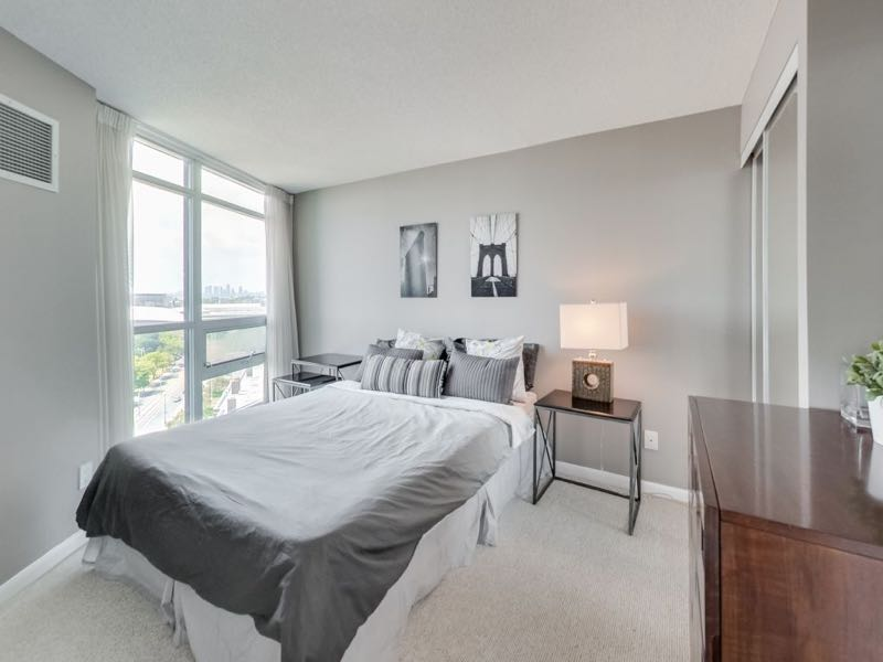 231 Fort York Blvd 1603 second bedroom