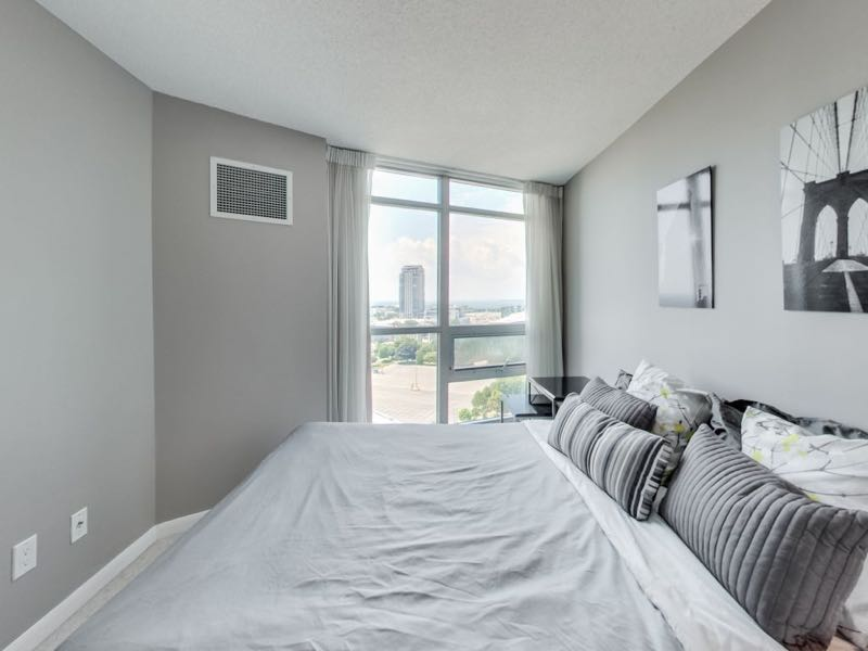231 Fort York Blvd 1603 south west views